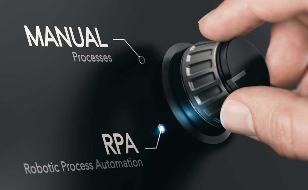 Bedarf an RPA sollte möglichst nahe mit den Fachabteilungen abgeklärt werden