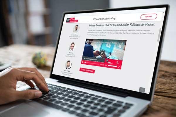 IT-Security im Arbeitsalltag - so schützen Sie sich gegen Cyber-Kriminalität