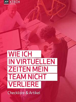 Teamarbeit in virtuellen Zeiten