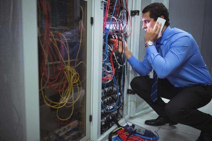 Lokale IT-Services mit Restrisiko