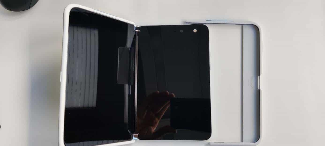 Microsoft Surface Duo Bumper Schutz