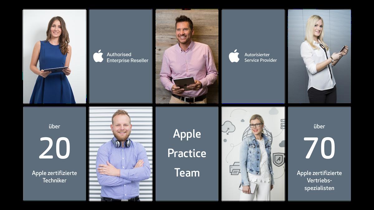 ACP Experten - apple bussiness partner