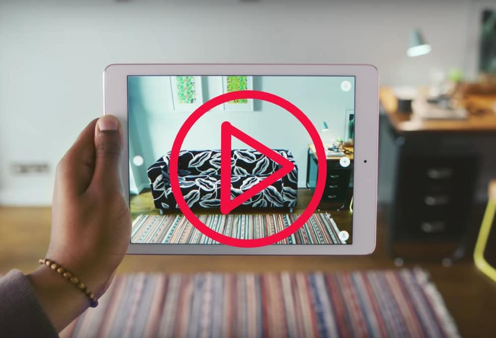 AR_Ikea Place App_Video