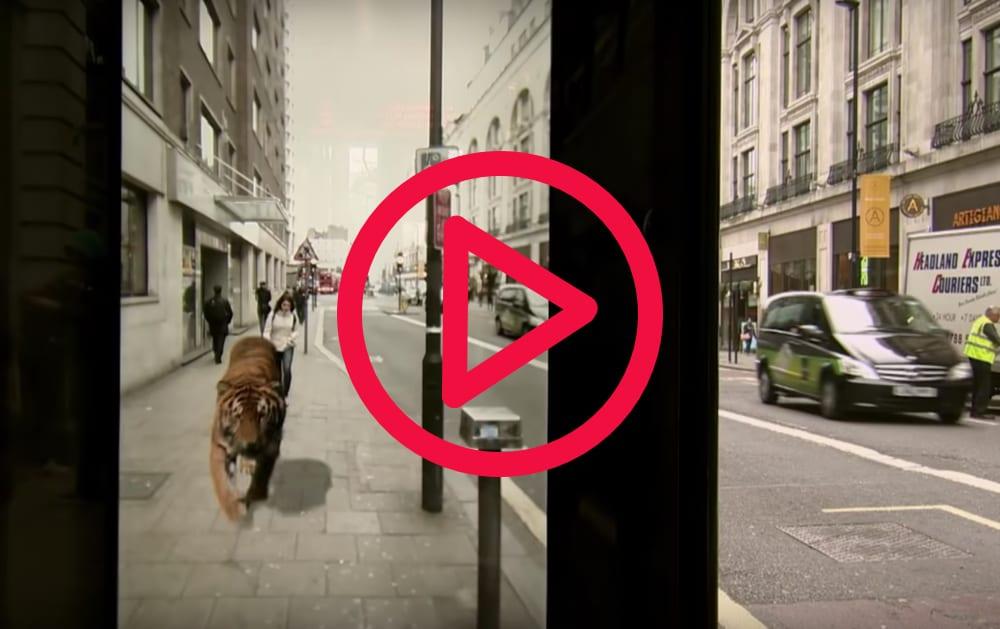 AR_Pepsi Werbung Bushaltestelle_Video