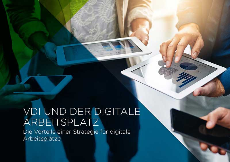 E-Book VDI Digitaler Arbeitsplatz