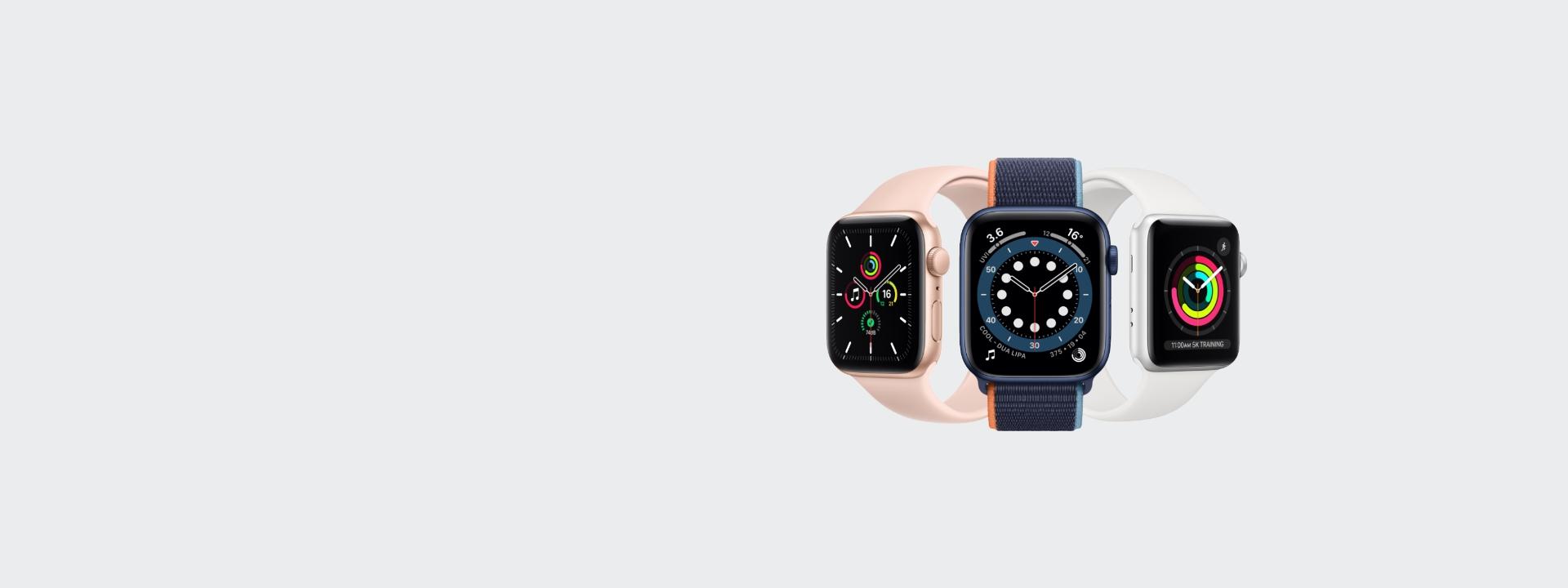 Apple Watch Series 6 - Apple Watch SE - Apple Watch für Unternehmen-2