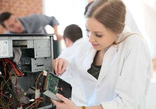 Lehre als IT Techniker