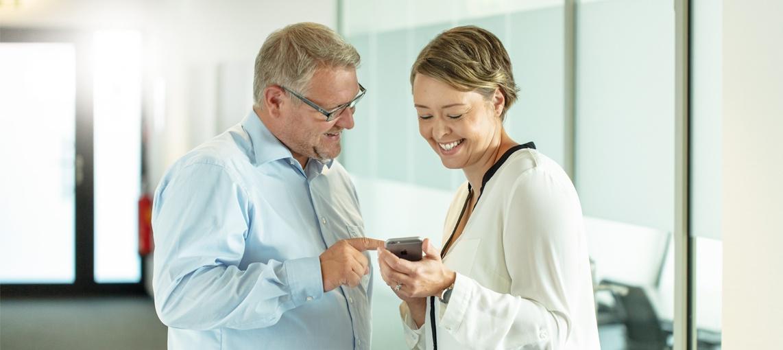 Managed Services Produkte Header