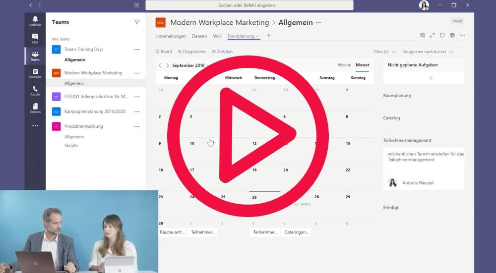 Microsoft Teams Tutorial_Video
