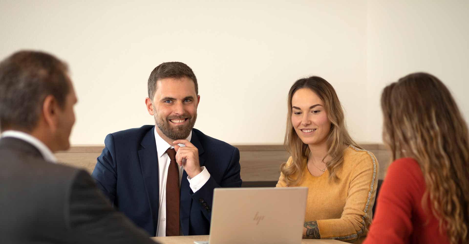 IT Service für Unternehmen