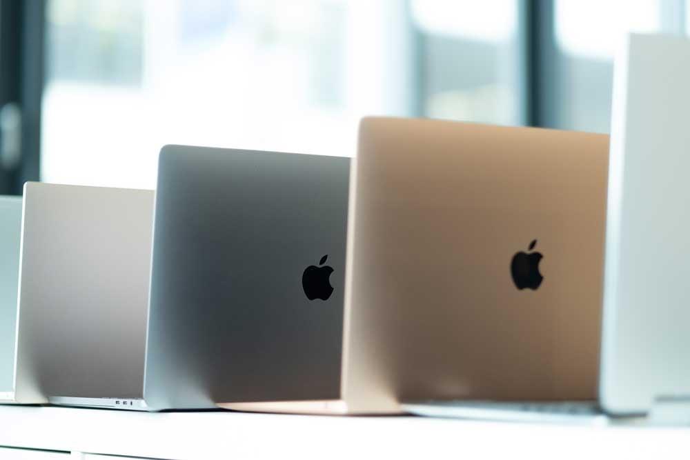 ACP X-tech Apple-Geräte Digitaler Arbeitsplatz Smart Workspace Modern Workplace