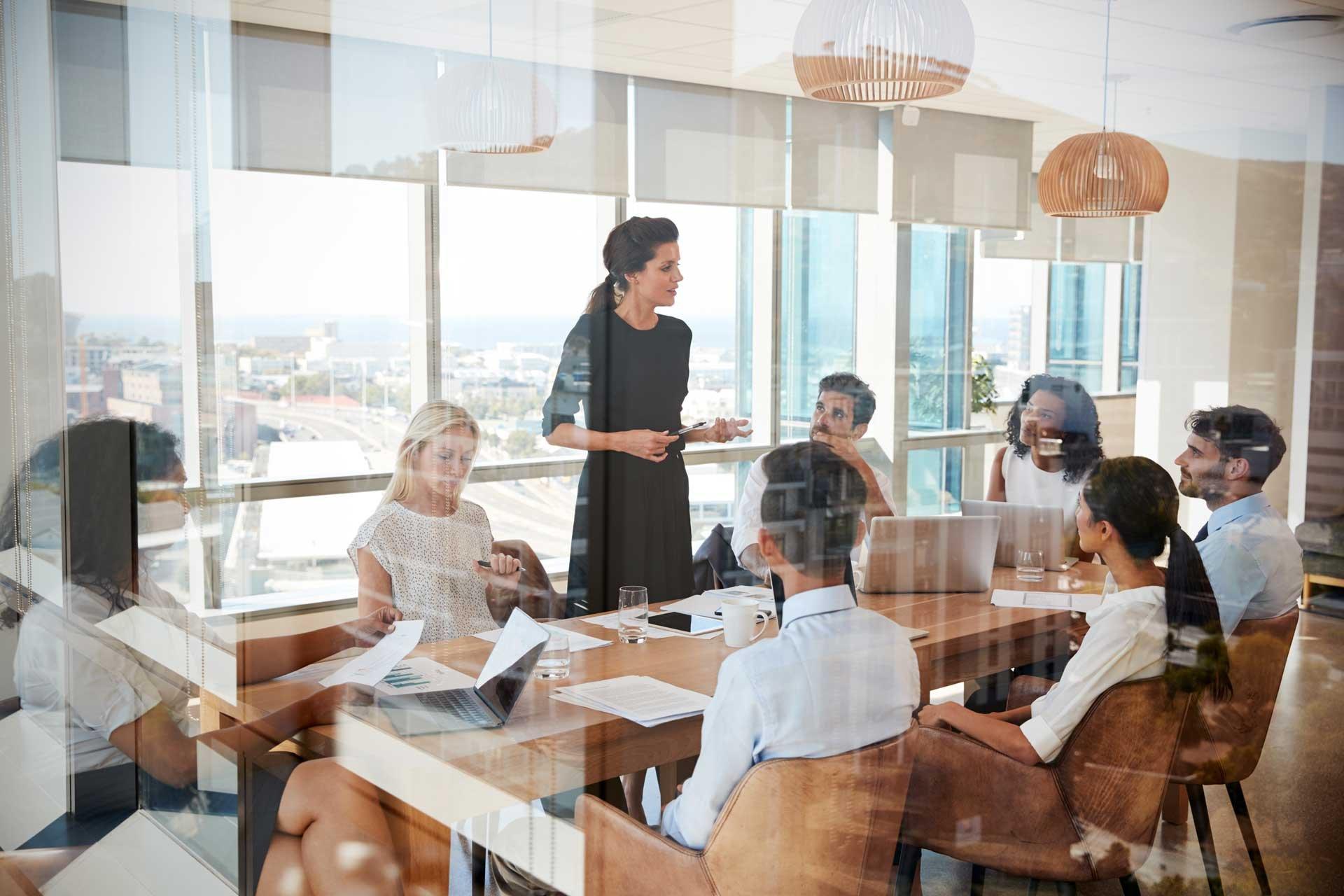 ACP X-tech Unternehmen Digitaler Arbeitsplatz Smart Workspace Modern Workplace