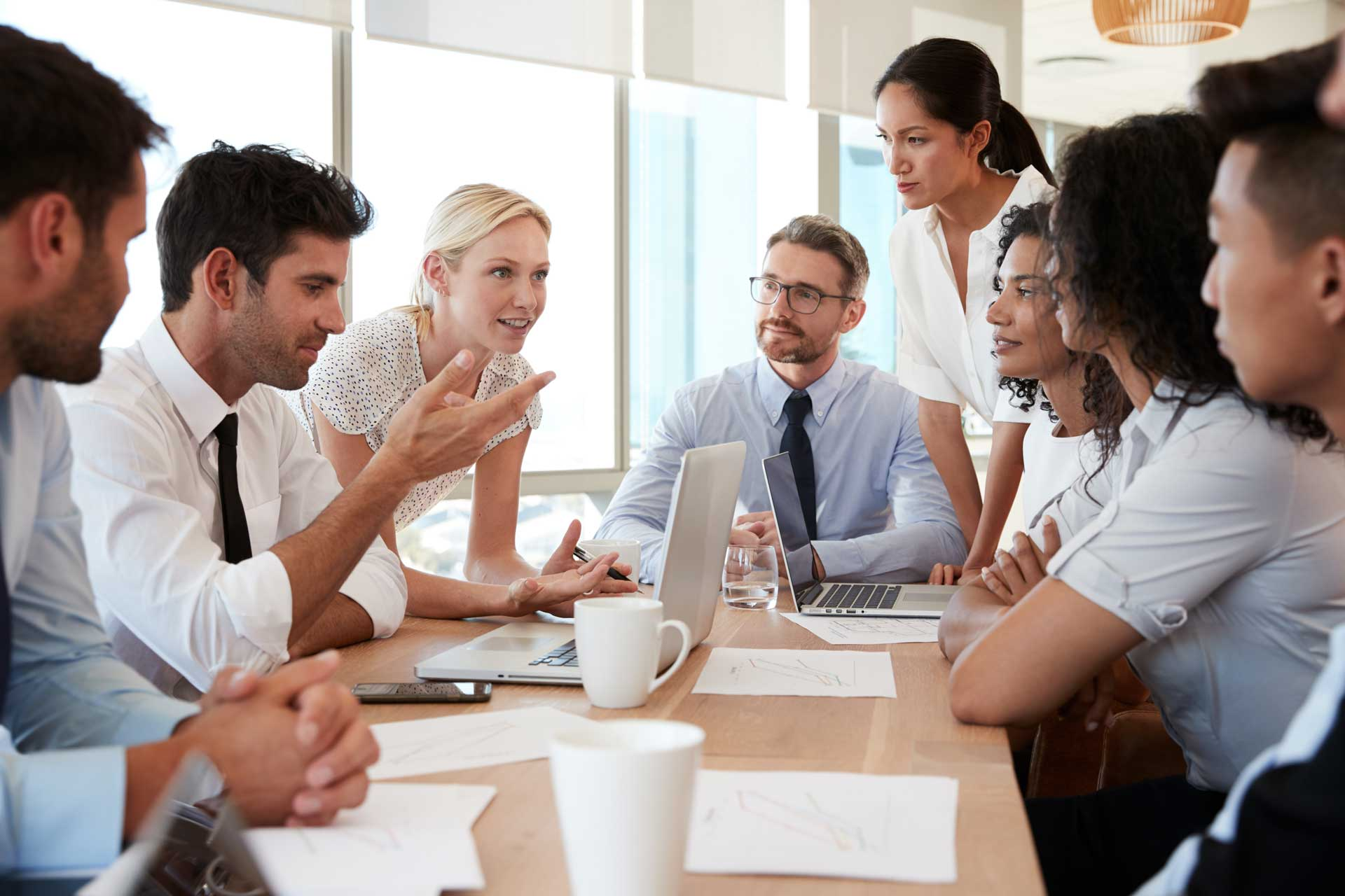 ACP X-tech Unternehmen Smart Workspace Digitaler Arbeitsplatz