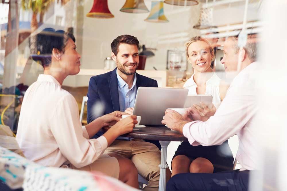 ACP X-tech Anforderungen Digitaler Arbeitsplatz Smart Workspace Modern Workplace