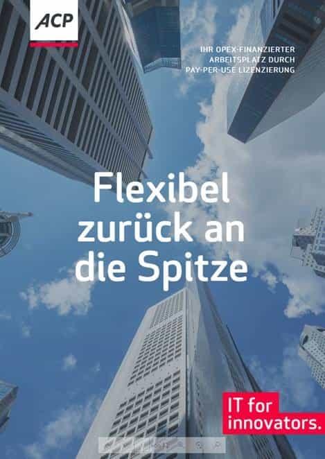 e-book OPEX-finanzierter Arbeitsplatz