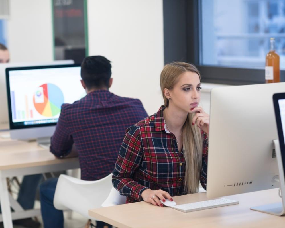 iMac im Unternehmen