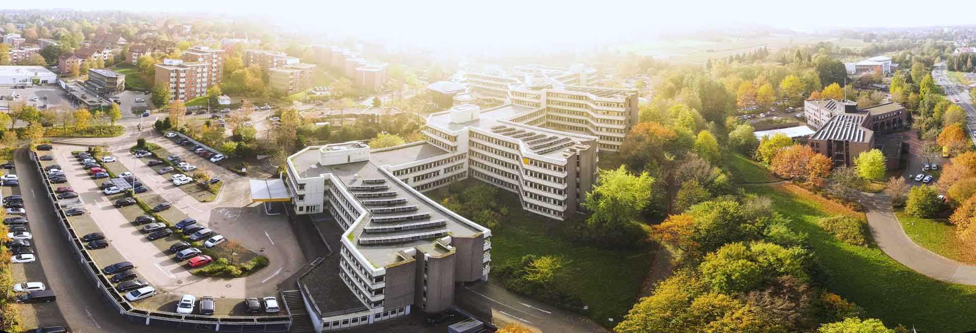Kreis Lippe Storage-Infrastruktur