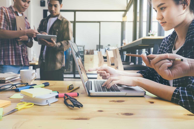Geräteübergreifendes Arbeiten im Unternehmen