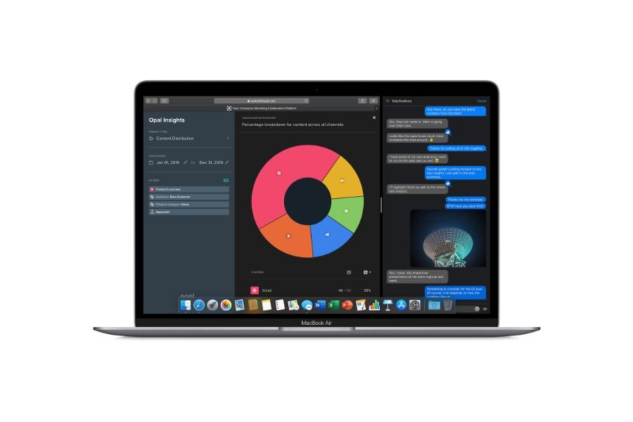 MacBook Air Paket