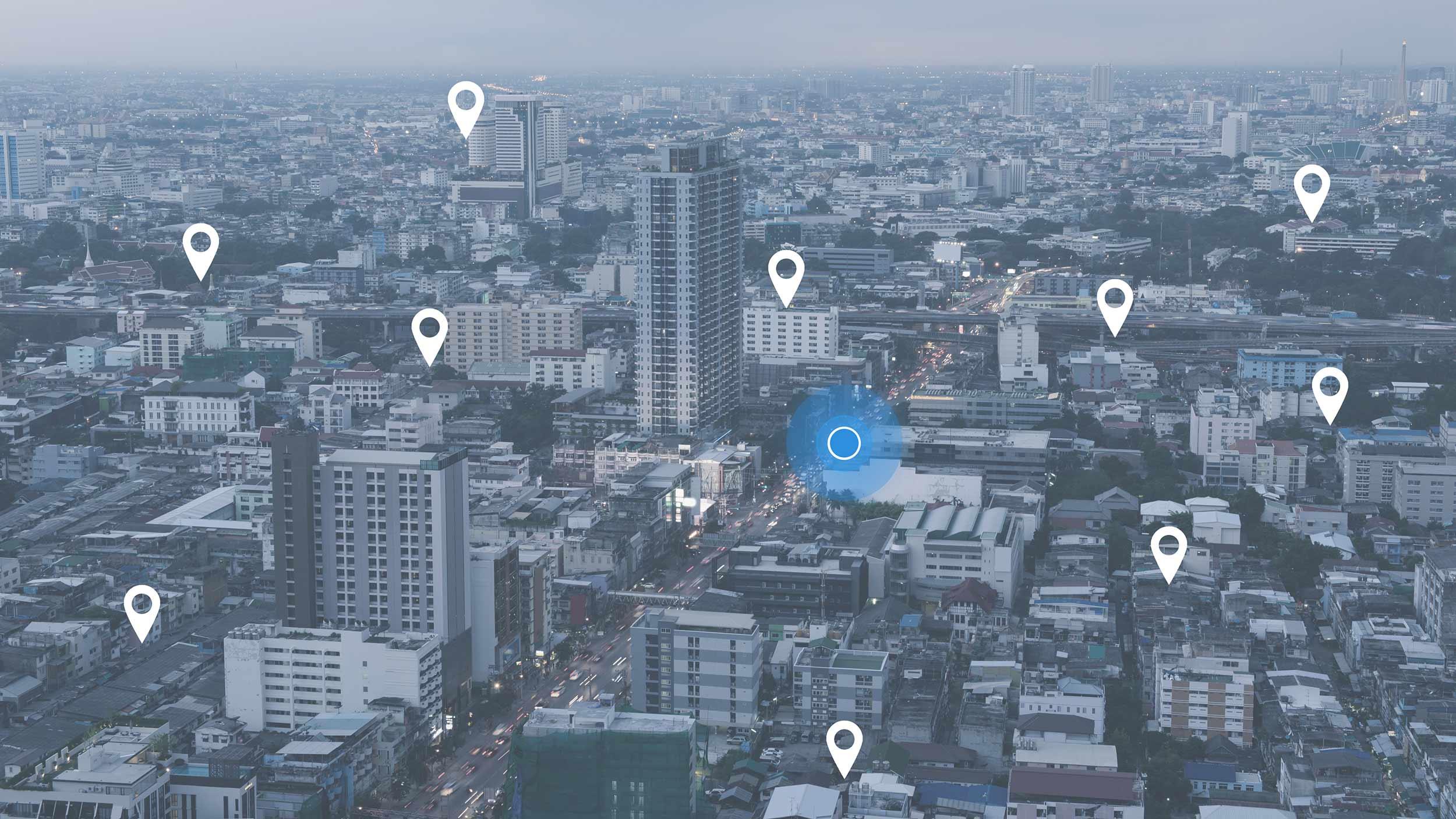 SD-WAN: Software-defined Wide Area Network – eine softwaredefinierte Architektur, um IT-Anwendungen sicher und performant an verteilten Standorten bereitzustellen.