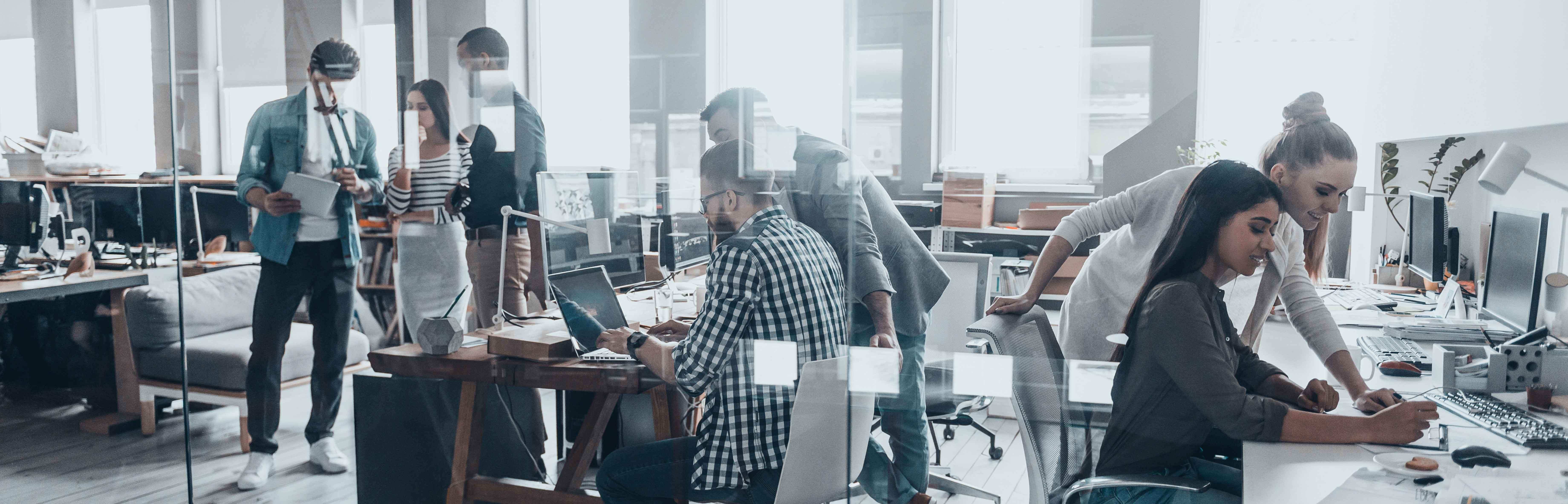 ACP arbeitet Hand in Hand mit der IT-Abteilung des Kundens