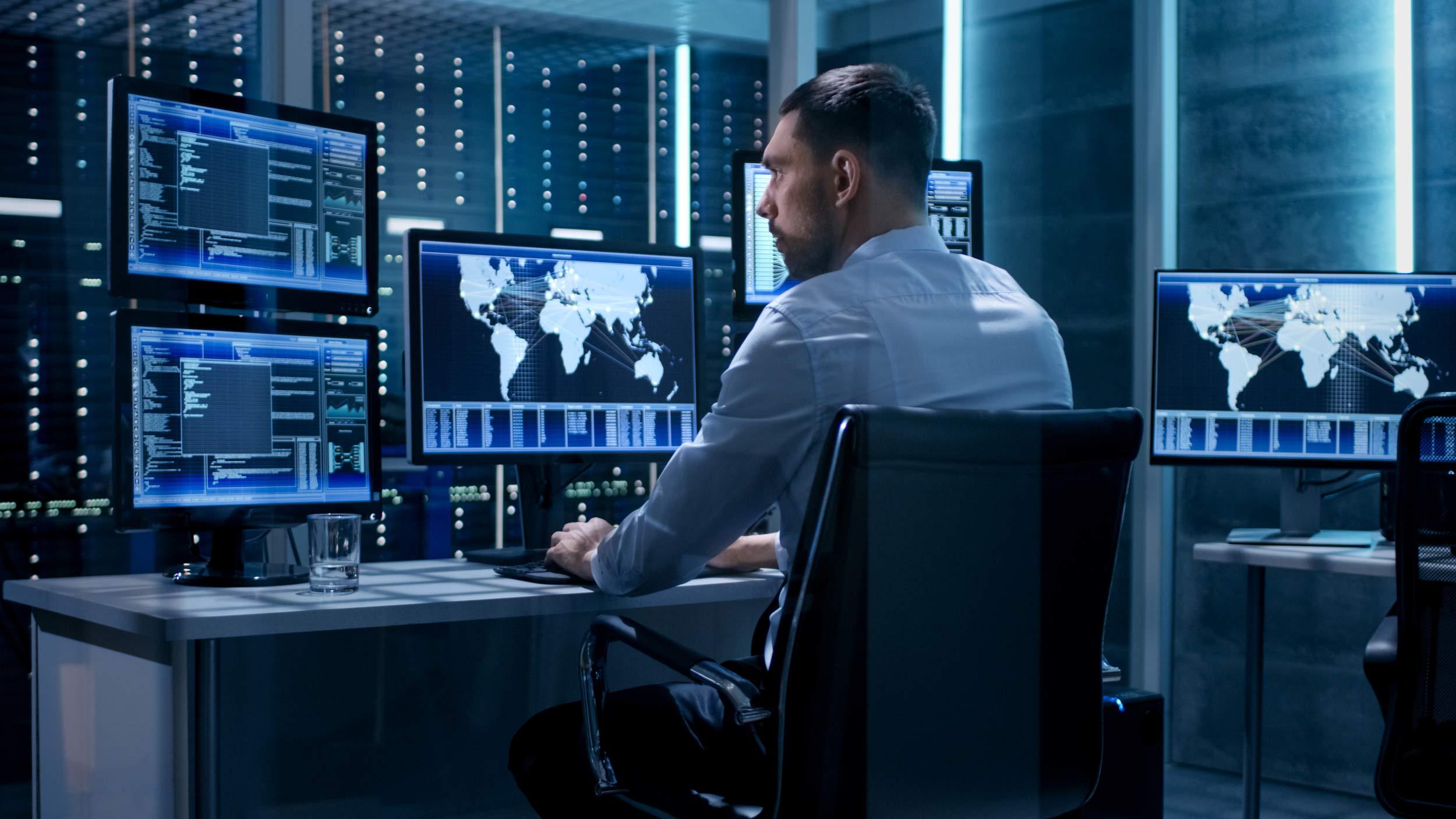 Ein SD-WAN kann die Anwender nicht nur mit den IT-Ressourcen im Rechenzentrum verbinden, sondern auch mit Services in der Cloud.