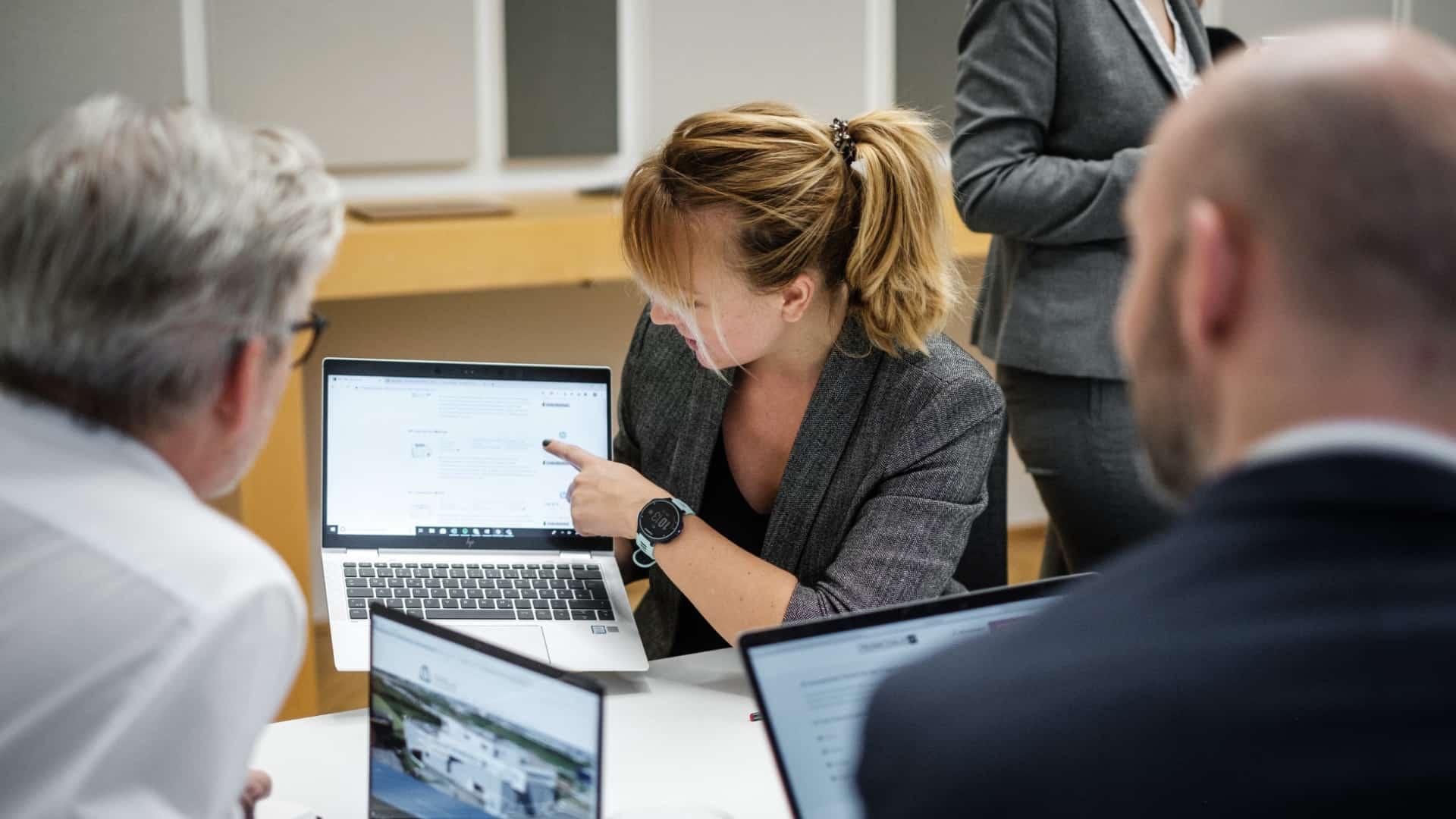 Collaboration und Digitalisierung
